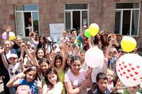 Բարեգործական ակցիա Կոնվերս Բանկի կողմից` գլյուկոմետրի թեստ-երիզներ 200 երեխաների համար