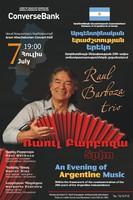 Արգենտինական երաժշտության երեկո Ռաուլ Բարբոզայի տրիոյի հետ