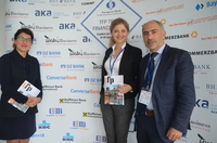 Converse Bank's representatives participated in the annual EBRD TFP Trade Finance Forum