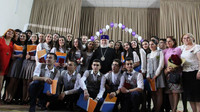Էռնեկյան դպրոցի շրջանավարտները՝ Կոնվերս Բանկի ուշադրության կենտրոնում