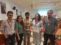 Կոնվերս Բանկի թիմը՝ ինտելեկտուալ մրցույթի հաղթող