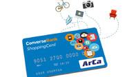 Tert.am Անկանխիկ գնումների լավագույն առաջարկը կոնվերս բանկից՝ Shopping Card