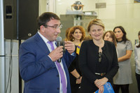 CHIEF EXECUTIVE OFFICER OF CONVERSE BANK CONGRATULATED THE BANK'S EMPLOYEES ON THEIR PROFESSIONAL DAY