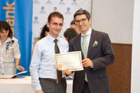 Конверс Банк наградил своих сотрудников, одержавших победу в программе ЕБРР