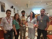 Команда Конверс Банка одержала победу в интеллектуальном конкурсе