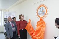 A Laboratory Complex of Natural Sciences Opened at Shirakatsy Lyceum with Converse Bank's Funding