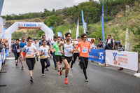 Converse Bank Yerevan Spring Run 2018 marathon sponsored by Converse Bank was held