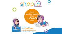 Aкция для пользователей Shopin
