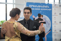 ConverseBank customers got another opportunity to watch argentine tango