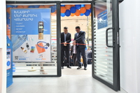 """Malatia"" branch of Converse Bank was officially opened"