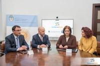 Конверс Банк профинансирует открытие Аргентинского центра
