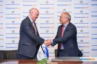 Конверс Банк и Евразийский банк развития (ЕАБР) подписали соглашение о Микро и МСБ кредитовании
