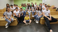 Converse Bank Supported the Teenagers from the Frontier Villages To Participate in the Summer Camp of TUMO Center