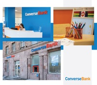"Converse Bank Opened a New Branch ""Arshakunyats"" in One of the Busiest Parts of Yerevan"