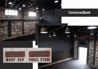 September 17, Premiere at the National Theater Black Box built with the support of Converse Bank