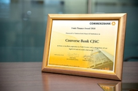 Trade Finance Award 2018 - Converse Bank's third prestigious award in 2019