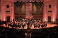 Yerevan International Music Festival wraps up with a gala concert dedicated to Converse Bank and ANPO cooperation
