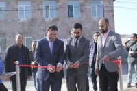Converse Bank Finished Its Large-Scale Program for Promotion of Healthy Lifestyle with opening of Sports Ground in Nor Hachn