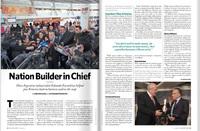 An Article about Eduardo Eurnekian in AGBU News Magazine