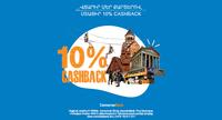 Կոնվերս Բանկի քարտապանների համար հանգիստը Հայաստանում  նաև շահավետ է