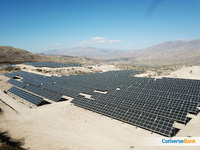 Converse Bank supported the construction of a new solar station in Vayots Dzor