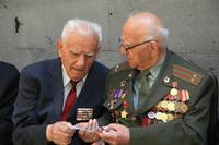 Կոնվերս Բանկը Հաղթանակի և խաղաղության օրվա առթիվ շնորհավորեց Հայրենական մեծ պատերազմի վետերաններին