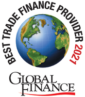"""Converse Bank is recognized as the """"Best Trade Finance Provider in Armenia"""" by Global Finance"""