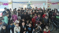 68 երեխաներ ստացան իրենց ցանկալի ամանորյա նվերները